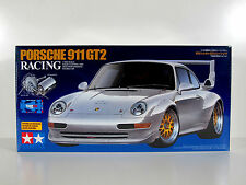 BRAND NEW Tamiya Porsche 911 GT2 Racing TA02SW 4WD On Road 47321 with ESC