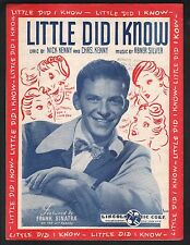 Little Did I Know 1943 Frank Sinatra Cover 1