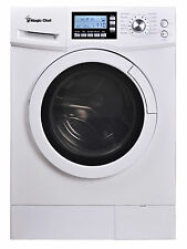 Magic Chef MCSCWD20W 2.0 Cu Ft Combo Washer Dryer Ventless 115 Volts