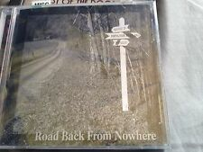 ROAD BACK FROM NOWHERE SHELTER ROAD CD LOCAL WARTBURG TN BAND