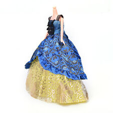"""Fashion Beautiful Handmade Party Clothes Dress for 9"""" Barbie Doll Top"""