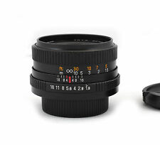Revuenon 50mm f/1.9 M42 Excellent Quality Fast Aperture Manual Lens Japan SAMPLE