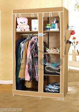 India's No.1 CbeeSo Portable Foldable/Folding Wardrobe Cupboard Almirah CB260-BG