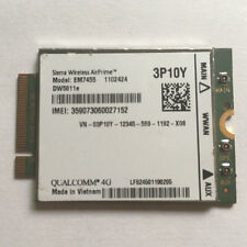 Dell DW5811E 3p10y Sierra Wireless Airprime EM7455 Qualcomm 4G WWAN NGFF Card