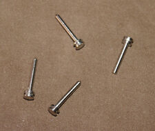 4 x Nails of bellows d'accordion, staples, needles, fixings diameter 2mm NEW