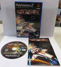 Game SONY Playstation 2 PS2 PAL ITALIANO BATTLESTAR GALACTICA Dalla Serie TV ITA