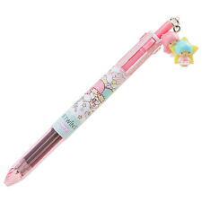 Little Twin Stars Zebra Prefill 5 Color Multi Pen ❤ Kiki Lala Sanrio Japan