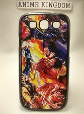 USA Seller Samsung Galaxy S3 III  Anime Phone case Cover One Piece Sabo Luffy