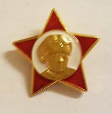 Soviet Russian School Lenin Communist Octobrist Pin Badge