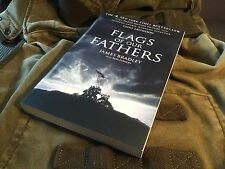 Flags of Our Fathers By James Bradely w/ Ron Powers Softback Book Clint Eastwood
