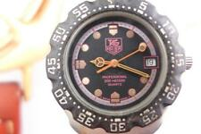Tag Heuer Classic Black/Mauve Formula 1 Men's/ Ladies' 38 mm Quartz Date