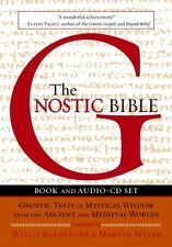 **NEW** - The Gnostic Bible: Book and Audio-CD Set (Paperback) 1590306422