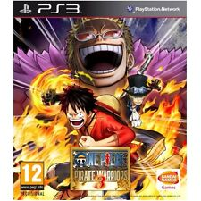 One piece pirate warriors 3 PS3 game brand new