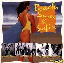 Beach,Sun & Surfin' / Beach Boys Rivieras Chad & Jeremy Atlantics Bobby Fuller