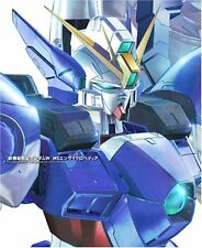 Used Mobile Suit Gundam Wing MS Encyclopedia art book From JAPAN w/o Obi