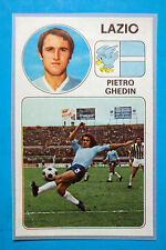 CALCIATORI PANINI 1976-77-Figurina-Sticker n. 180 - GHEDIN - LAZIO -Rec