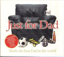 JUST FOR DAD    ( 52 Tracks )  Various Artists   Sealed   Mint