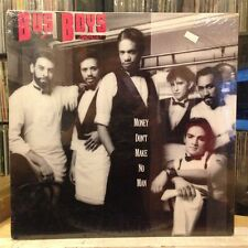SEALED LP~The BUS BOYS~Money Don't Make No Man~{OG 1988~VOSS~Issue]~