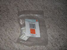 Pack of 2 small white cup hooks, from B&Q