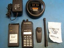 Motorola HT1250 VHF 136-174MHz  128 Channel Mint Tested