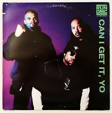 1994 - RUN-D.M.C. - CAN I GET IT, YO / DOWN WITH THE KING REMIX - PROMO 2 COPIES