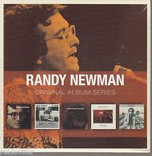 Randy Newman / 12 Songs, Sail Away, Good Old Boys, Little Criminals (5 CDs,NEU!)