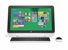 HP 22-3000na All-in-One Desktop PC Intel 2.5GHz, 4GB RAM 1TB HDD, Windows 10