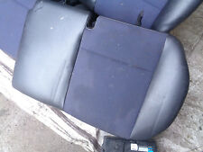 Ford Focus ST170 Mk2 Mk1 97-05 REAR interior seats half leather 5DR