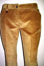 30 Waist Velours MADE IN ITALY DOLCE GABBANA CORDUROY WINTER  $595 44E30W
