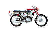 1968 YAMAHA AS-1 125 VINTAGE MOTORCYCLE POSTER PRINT 20x36 HIGH RES