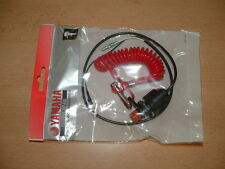 Yamaha Genuine Outboard Stop Switch & Lanyard (2.5 - 25hp) 65W-82575-01