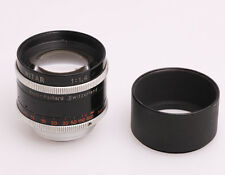 Kern-Paillard Switar 1,4/50 mm C-mount