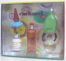 Cacharel Lou Lou-Eden-Gloria-Noa-Anais Anais EDT Miniatur Set