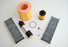 Inspektionspaket Inspektionskit Filter Set Audi A6 C6 2,0TDI 125KW 170PS Diesel
