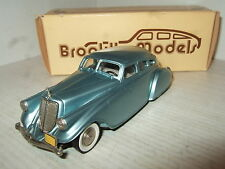 Rare Brooklin BRK 1 1933 Pierce Arrow, Silver Arrow in 1:43 Scale.