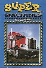 Super Machines  (Mighty Machines)  Surs La Route (BRAND NEW DVD!)FRENCH LANGUAGE