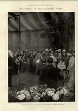 1897 Opening Blackwall Tunnel Dr Collins Royal Procession