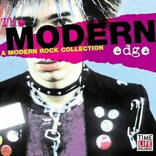 TIME LIFE The Modern Edge: A Modern Rock Collection CD 18 UNIQUE SONGS LN
