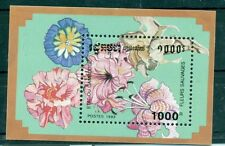 FIORI - FLOWERS CAMBODIA 1993 block