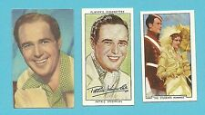 Patric Knowles Film Actor Fab Card Collection Grete Natzler Student's Romance