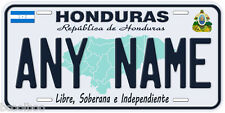 Honduras Any Name Personalized Novelty Car Tag Auto License Plate A1