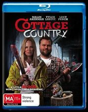 COTTAGE COUNTRY BLU RAY DVD BRAND NEW SEALED R-B