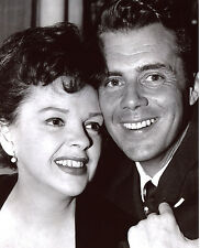 Judy Garland Dirk Bogarde  8x10 photo T0766