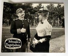 PETER ALEXANDER * SCHWEJK`S FLEGELJAHRE - AUSHANGFOTO #D - EA Hochglanz 1964