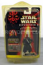 Darth Maul Jedi Dual Double Bladed Lightsaber Commtech Chip Rare Variation MiB