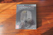 DISHONORED   GAME OF THE YEAR EDITION     --  NEUF   -----   pour PS3