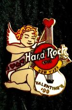 HRC Hard Rock Cafe New York Valentines Day 1999 Cupid