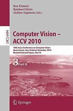 Lecture Notes in Computer Science: Computer Vision - ACCV 2010 : 10th Asian...