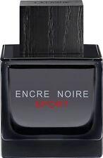 Encre Noire Sport TSTR Eau de Toilette EDT 3.3 - 3.4 oz by Lalique Men