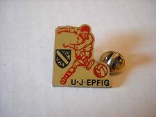 a1 UJ EPFIG FC club spilla football foot calcio pins broches francia france